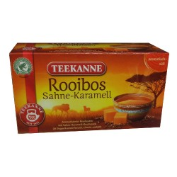 Teekanne Rooibos Orange