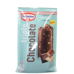 Dr. Oetker Cremedessert - Triple Chocolate