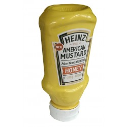 Heinz American Mustard - Honey
