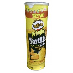 Pringles Tortilla - Nacho Cheese