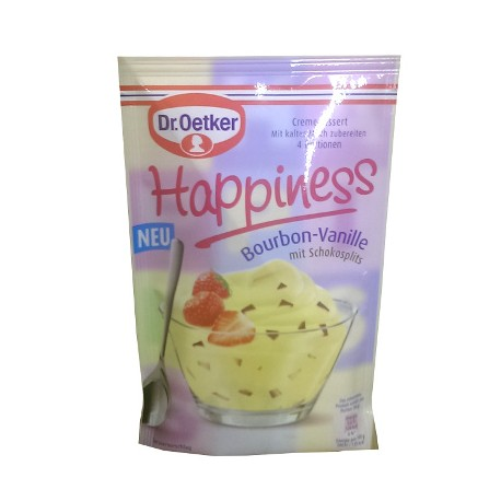 Dr. Oetker Happiness - Bourbon-Vanille
