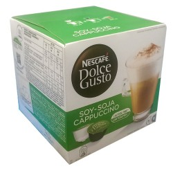 Nescafe ® Dolce Gusto Soy-Soja Cappuccino