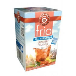 Teekanne FRIO - Erdbeere Orange