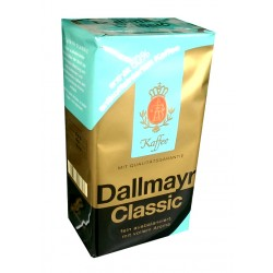 Dallmayr Classic 50% Decaf - Ground Coffee