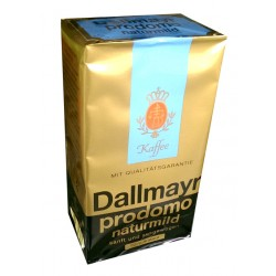 Dallmayr Prodomo Naturmild - Ground Coffee