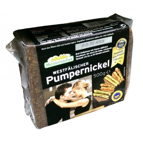 Mestemacher Pumpernickel - 500 g