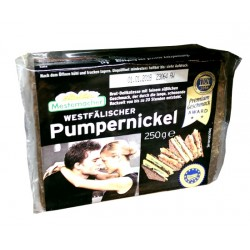 Mestemacher Pumpernickel - 250 g