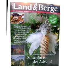Land & Berge Magazine  - german