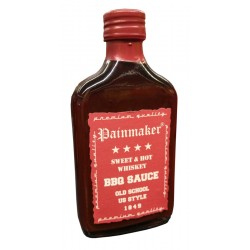 Painmaker - BBQ Sauce Old School US Style