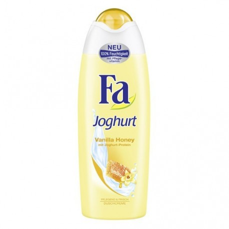 Fa Shower Gel Joghurt - Vanilla Honey