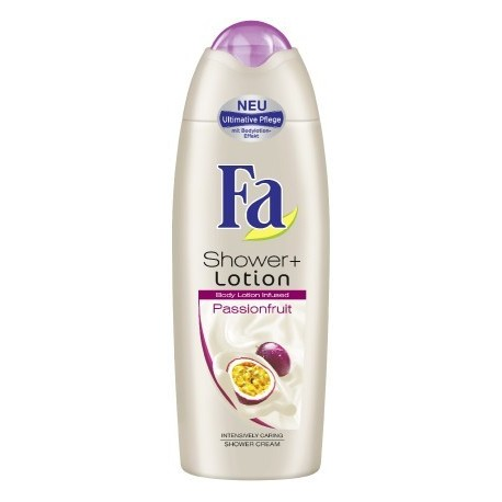 Fa Shower + Lotion - Passionsfrucht & Physalis